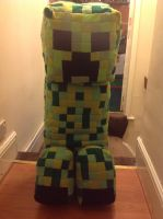 Creeper - Minecraft by SheenaBeresford