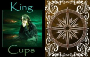 king of cups by WiccanSilver
