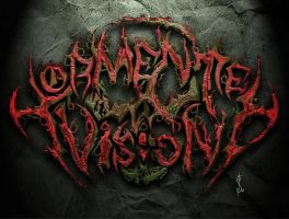 TORMENTED VISION logotype by stan-w-d