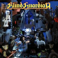 BLIND GUARDIAN - Nightfall in Middle-Earth by Focatwitera