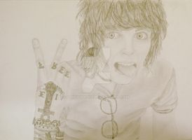 Christofer Drew by ZLReynolds