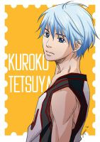 Kurobasu - Yellow by Bayou-Kun