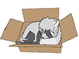 Jack in a box by xXBlackcatwithahatXx