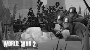 World War II - Team Fortress 2 edition by PrivateDumpy