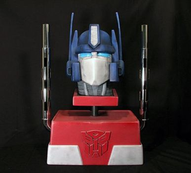 Optimus Prime by AfterlightRob