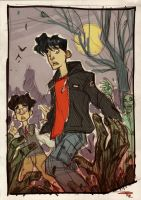 The Young Dylan Dog by DenisM79