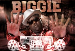 The Notorious B.I.G. by KutayGraphic