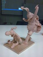 Maquette II by Clotaire