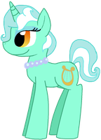Older Lyra Heartstrings by StarryOak