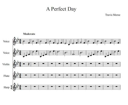 A Perfect Day by scarletice