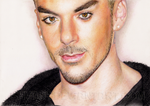 Colour pencils - Shannon Leto - Party Monster by shvau4