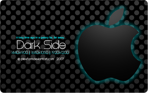 Dark Side by Plexform