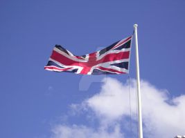 UK Flag by Deathly-dream
