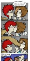 Gaara Comic 1 by valval