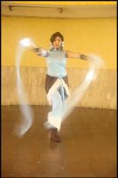 Korra - Bending by CheekySuzuki