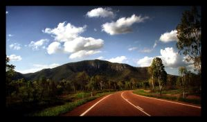 Flinders Highway by PeaceOut