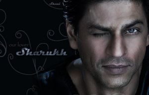 Our lover Sharukh Khan by scarletartista