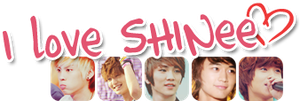 I love SHINee by KyuBel