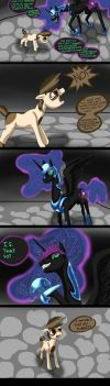 Pip And Nightmare by stormgilson