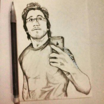 Mini Markiplier by jadewolfe69