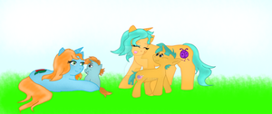 :mothers Day: Snips and Snails by Reipid