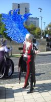 Sephiroth from KH1 by Chaos-Sephi