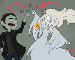 Question: Ghouls up high by ChloeCorp