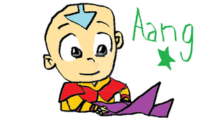 Chibi Aang by Butterflygirl20
