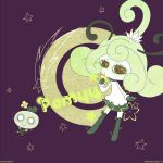 *Eating stars* by Lepidopterology-kun