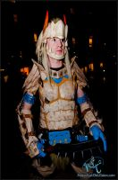 Monster Hunter Barioth ALA 2012 by WhenWasThisTaken