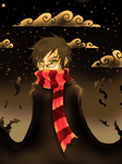 Harry Potter night by Zinfer