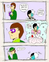 Riddler's Secret Wish by KittiesLittlePuppy