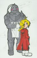 .:FMA I want KITTIES:. by Dawnrie