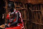 Mother and Child by Murembo