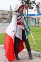 Hetalia's Creed by VioVolpe