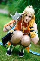 Rikku - approved item coming up! by SoraPaopu
