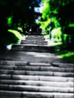 tiny steps to the death. by blackkpearl