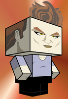 Edward Cullen Cubee by Pankismo