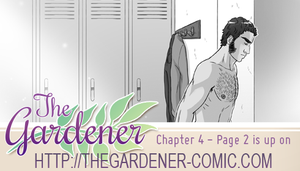 The gardener - Chapter 4 page 2 by Marc-G