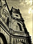 Gothic Temple Tower by Estruda