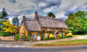 A Cottage in Wroxton by s-kmp