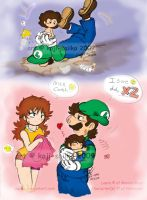 Mario: Precious Bundle of Joy2 by saiiko