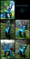 Queen Chrysalis Custom by celticfaery