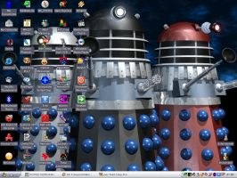 The Dalek Invasion ONOES by ShadigoXPossible