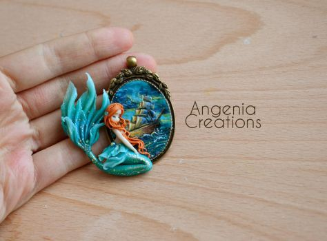 speed painting with polymerclay video ! by AngeniaC