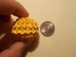 Mini Origami magic ball! by OrigamiFolder13