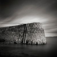 Sea Wall by Eukendei