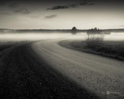 Countryside Road by Nitrok