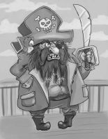 pirate character by sharpie99