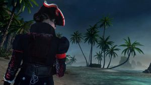 (ACIV:BF) The Puppeteer - Walking on the beach by ArantxaCosplayer